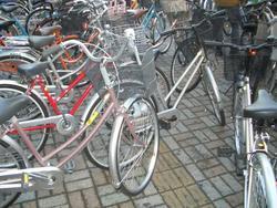 放置自転車対策の概要 江東区